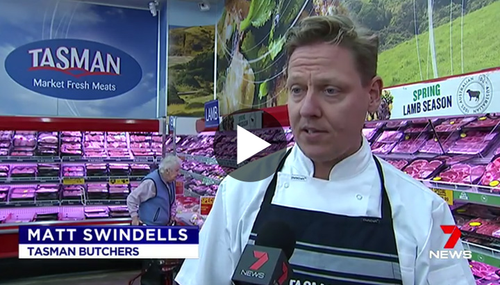 Tasman Butchers boast unbeatable prices on lamb