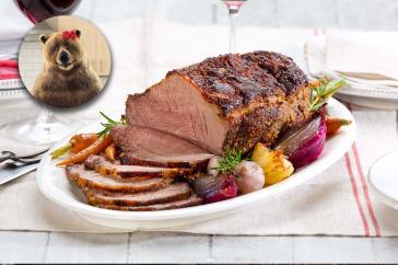 Karen's roasting tips for Beef