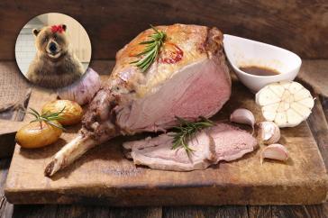 Karen's roasting tips for Lamb