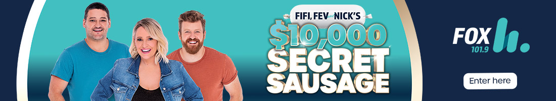 Fifi, Fev & Nick's $10,000 Secret Sausage!