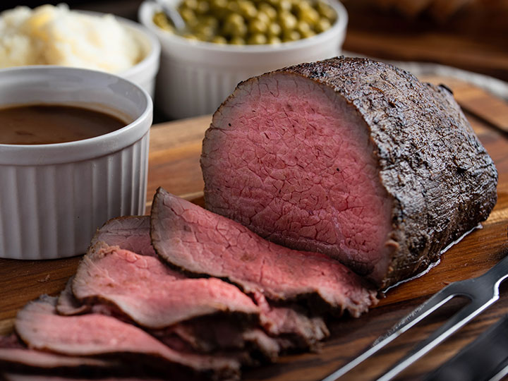 Roasting tips for beef