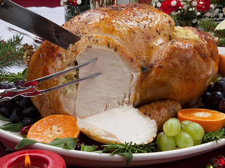 Tips for the perfect Christmas turkey