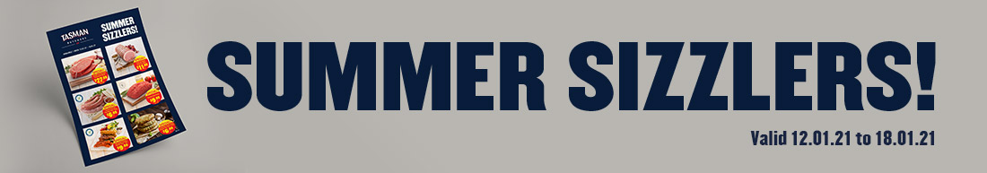 Summer Sizzlers catalogue