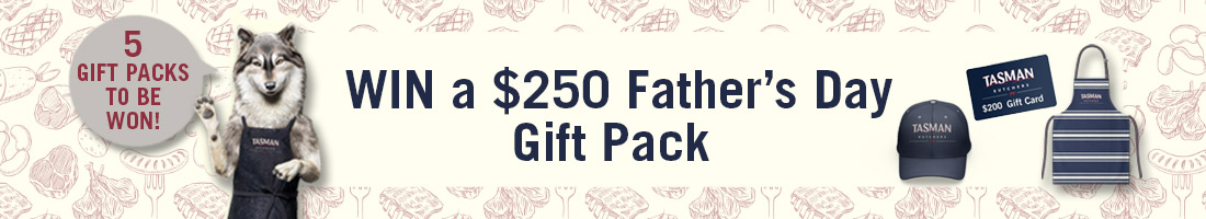 Win a $250 Father's Day Gift Pack