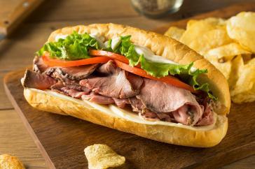 Girello sliced roll