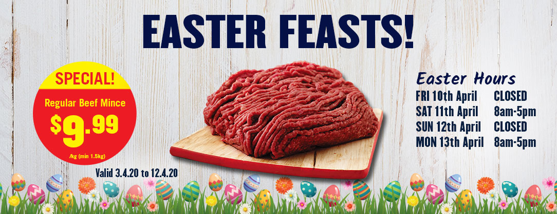 Easter Catalogue Regular Beef Mince