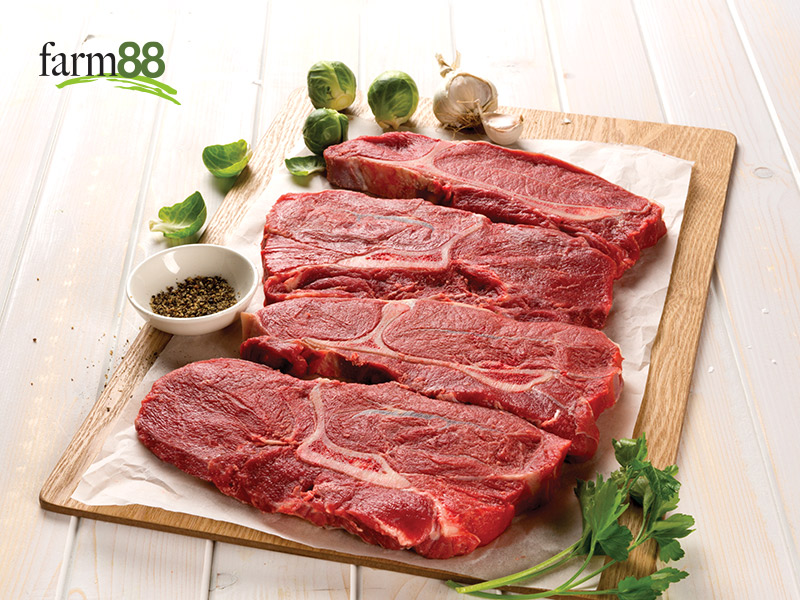 Farm88 Yearling Beef Y-Bone Steak