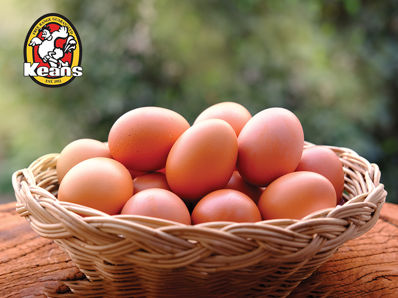 Kean's Free Range Eggs