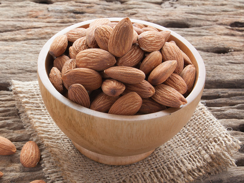 Genoa Natural Almonds 700g