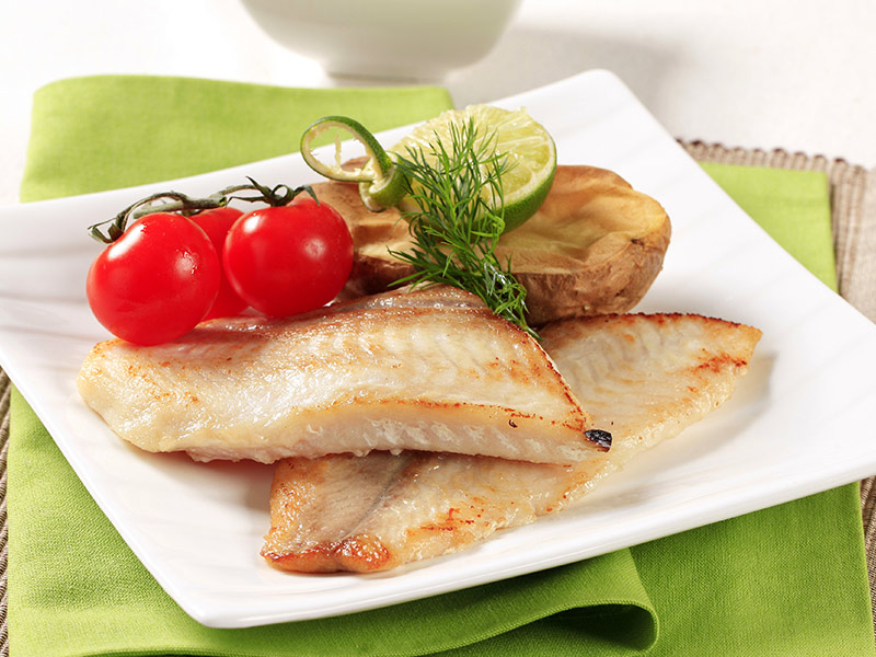 Seven Seas Basa Fillets 1kg Frozen