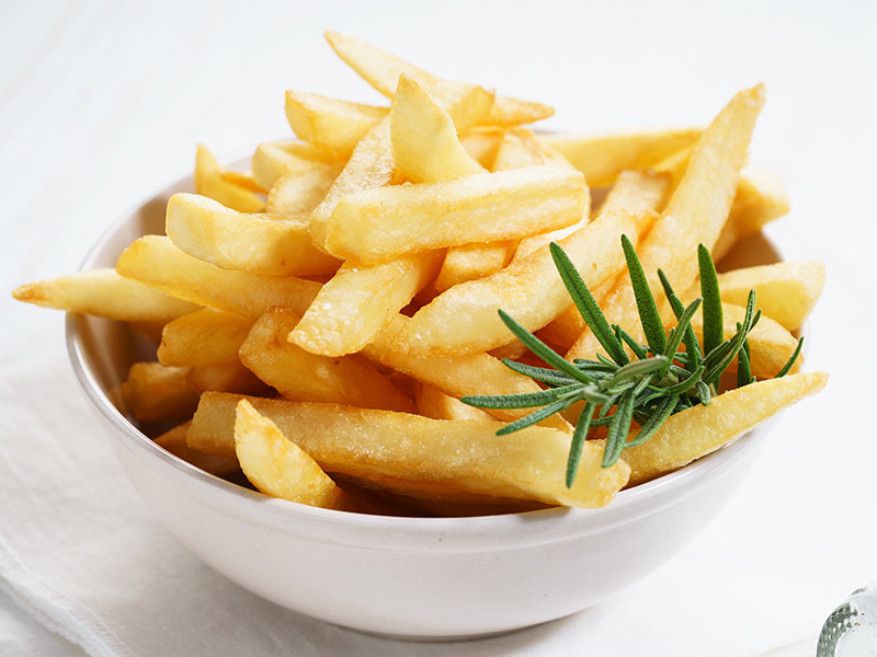 Family Farm Chips 1kg Frozen