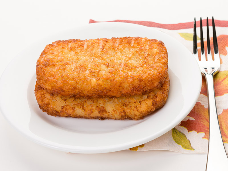 Family Farm Hash Browns 1kg Frozen