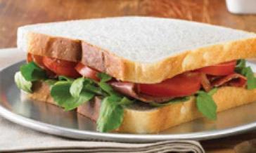 Chutney Roast Beef Sandwich