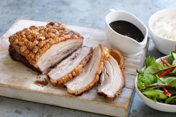 Chinese Crispy Pork Belly
