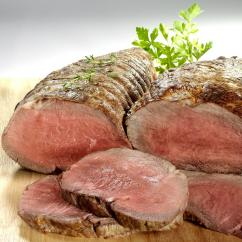Roasted Fillet of Beef