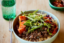 Healthy Korean Bulgogi Bowl