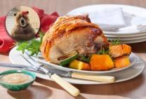 Karen's roasting tips for Pork