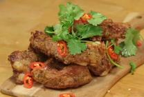 Sarah Tiong's Salt and Pepper Pork Ribs
