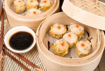 Shao mai dumplings