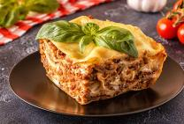 Vincisgrassi lasagne