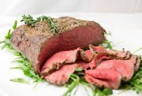 How to cook a beef girello roast