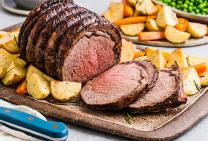 Scotch fillet roast