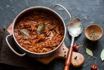 Slow-cooking with beef