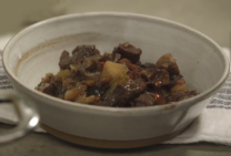 Slow cook beef casserole