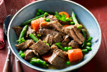 Y Bone Pot Roast
