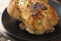 Roasted Rosemary Chicken