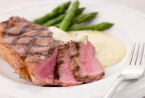Scotch Fillet Steak & Bearnaise Sauce