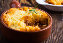 beef mince cottage pie
