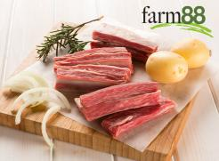Farm88 Lamb Spare Ribs (plain & marinated)