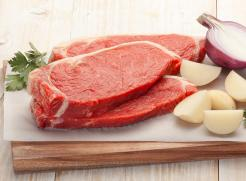 Yearling Beef Porterhouse Steak
